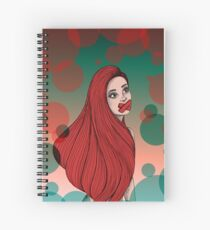 Unfathomable Spiral Notebook