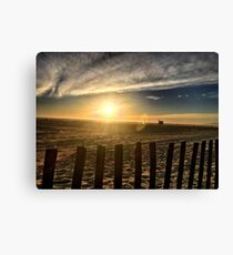 Venice Beach 1/28/16 #4 Canvas Print
