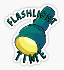 Flashlight Time Sticker