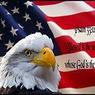 "Do not be ashamed to say ""One Nation Under God"" by Tim Denny"