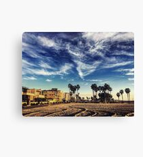 Venice Beach 1/28/16 #5 Canvas Print