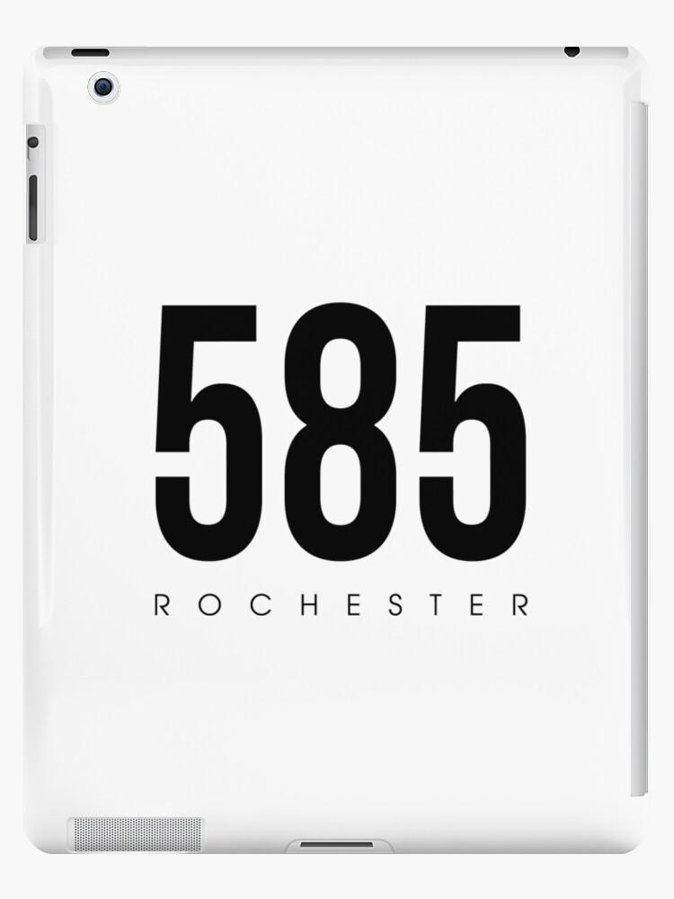 Rochester, NY - 585 Area Code by CartoCreative