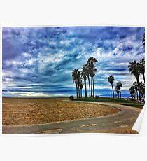Venice Beach 10/30/16 #1 Poster