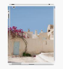 Unique Santorini architecture iPad Case/Skin