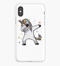 Original Unicorn Dab  iPhone Case/Skin
