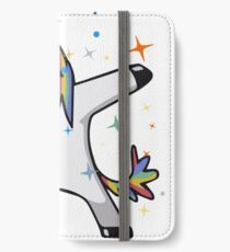 Original Unicorn Dab  iPhone Wallet/Case/Skin