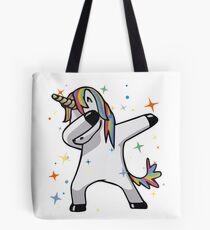 Original Unicorn Dab  Tote Bag
