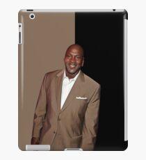 Michael Jordan - Celebrity (Oil Paint Art) iPad Case/Skin