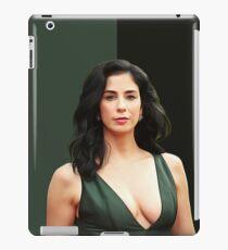 Sarah Silverman - Celebrity (Oil Paint Art) iPad Case/Skin