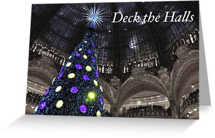 Deck the Halls by LorraineRenee