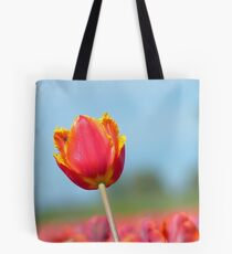 Eternal Life... - Tulip - NZ Tote Bag