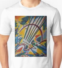 Kandinsky New Years Eve Celebration T-Shirt