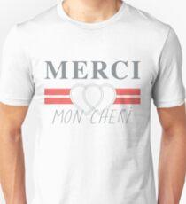Top Shop Merci Mon Cheri Shirt Unisex T-Shirt