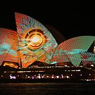 Vivid ... Bursting Ring by Michael Matthews