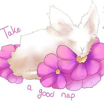 Take a good nap by Reikiwie