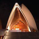 Opera Theatre by Gino Iori