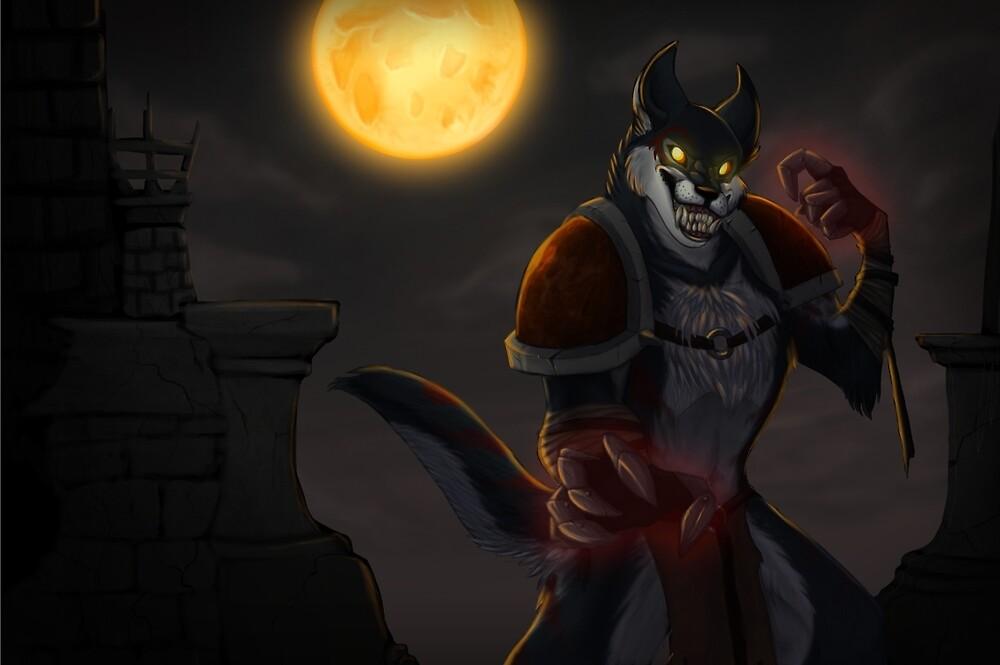 LOL - Harvest Moon Warwick by Kona-ann