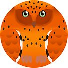 Sokoke Scops Owl by FurvaNoctua