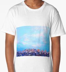 Skyscrapers Long T-Shirt