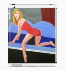 Pinup Picture iPad Case/Skin