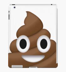 Poop Emoji iPad-Hülle & Skin
