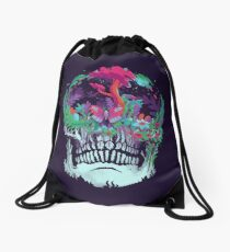 Beyond Death Drawstring Bag