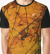 Whispers of Autumn Graphic T-Shirt