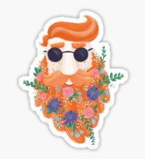 Redbeard Sticker