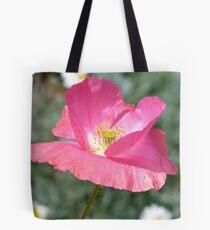 Candy Pop - Pink Poppy - Otago - NZ Tote Bag