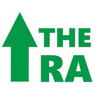 Up The Ra Simple Design by pommunist