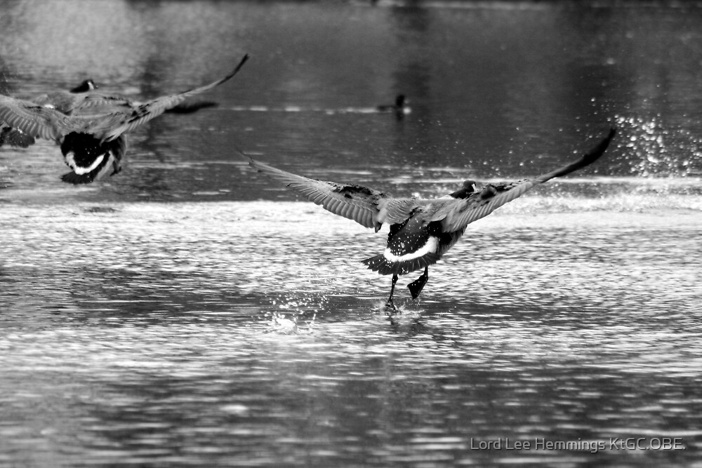 Time for Lift Off! by Lord Lee Hemmings KtGC.OBE.