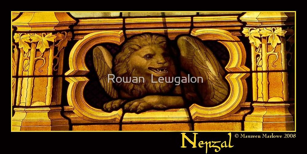 Nergal by Rowan  Lewgalon