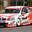 Holden Racing Team by Jason Fitzsimmons