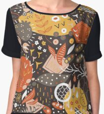 Modern spirit Women's Chiffon Top