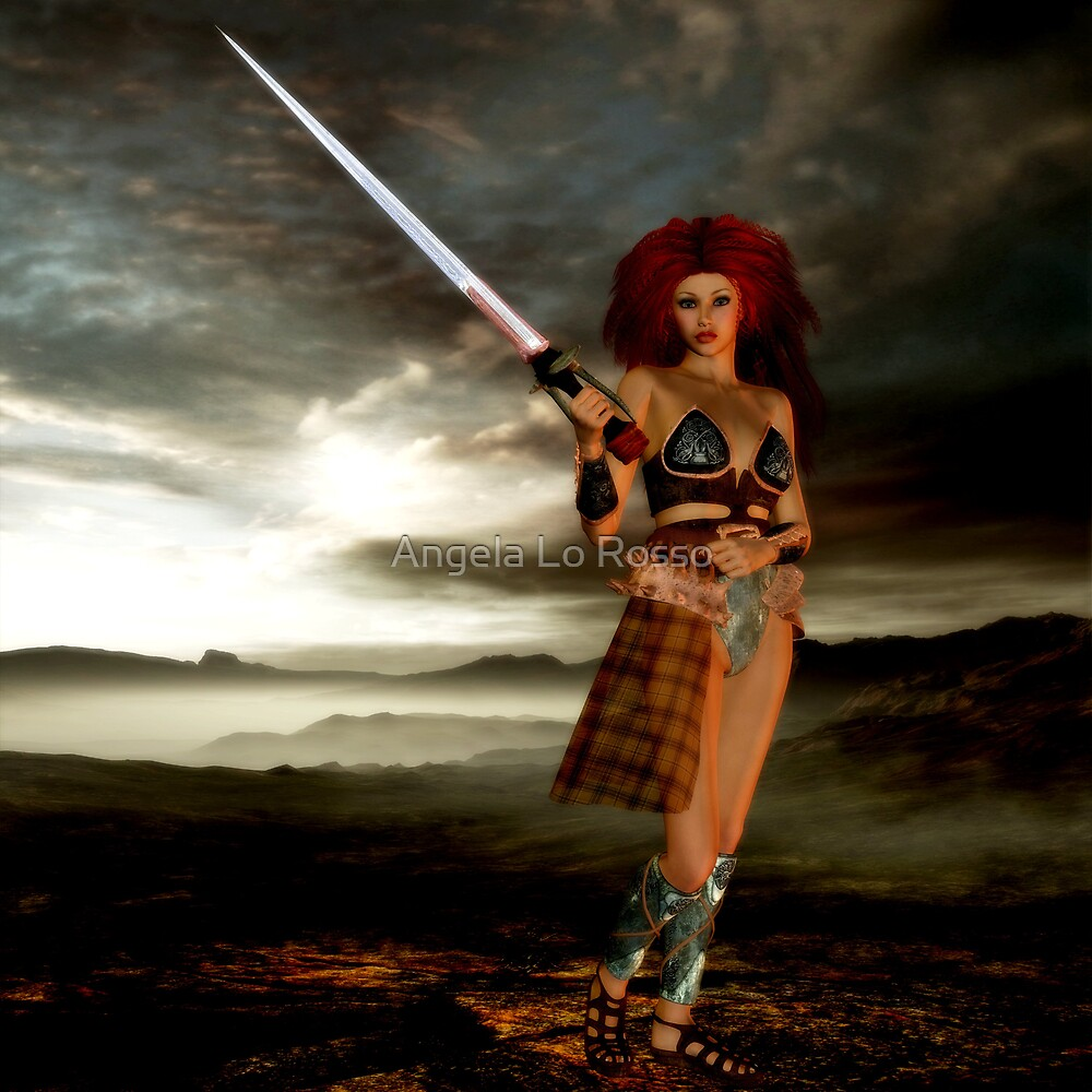 Highlander by Angela Lo Rosso