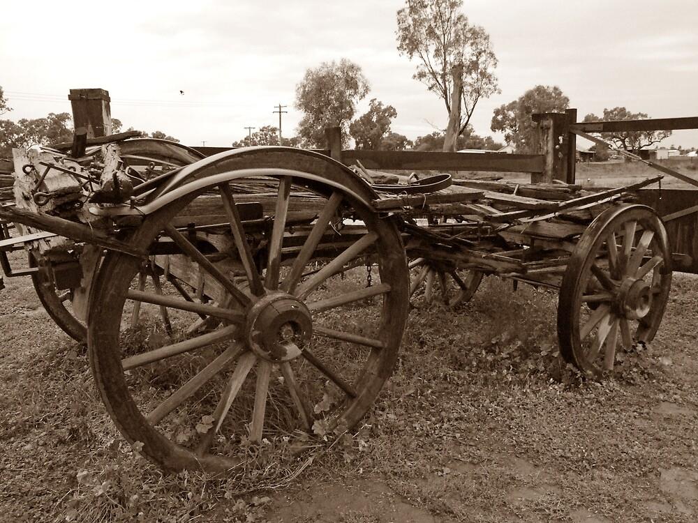 Down On The Farm by AnnM