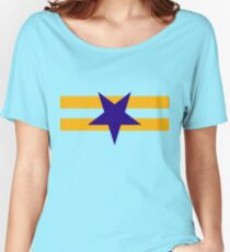 Browncoat (Independents) Flag - Inverted Star Women's Relaxed Fit T-Shirt