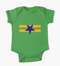 Browncoat (Independents) Flag - Inverted Star One Piece - Short Sleeve