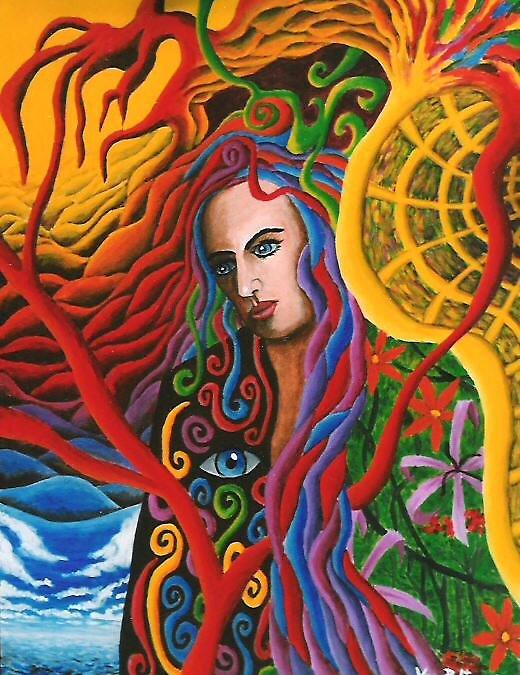 Queen of Chaos by Vesa Peltonen