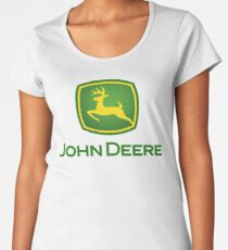 john deere Women's Premium T-Shirt