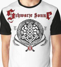 Black Sun (occult symbol) Graphic T-Shirt