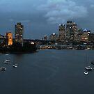 City of Lights by Kim Roper
