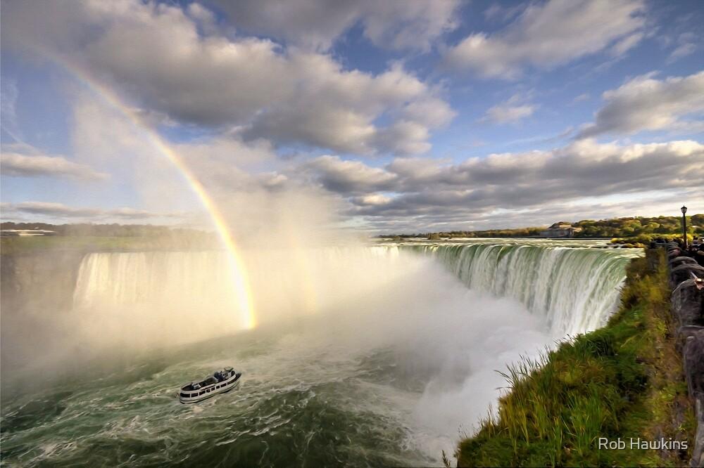 Niagara Mist  by Rob Hawkins