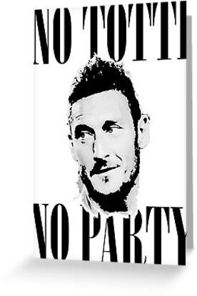 Nein Totti Keine Partei von dsmithonline