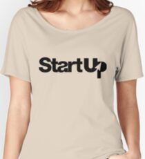 StartUp Women's Relaxed Fit T-Shirt