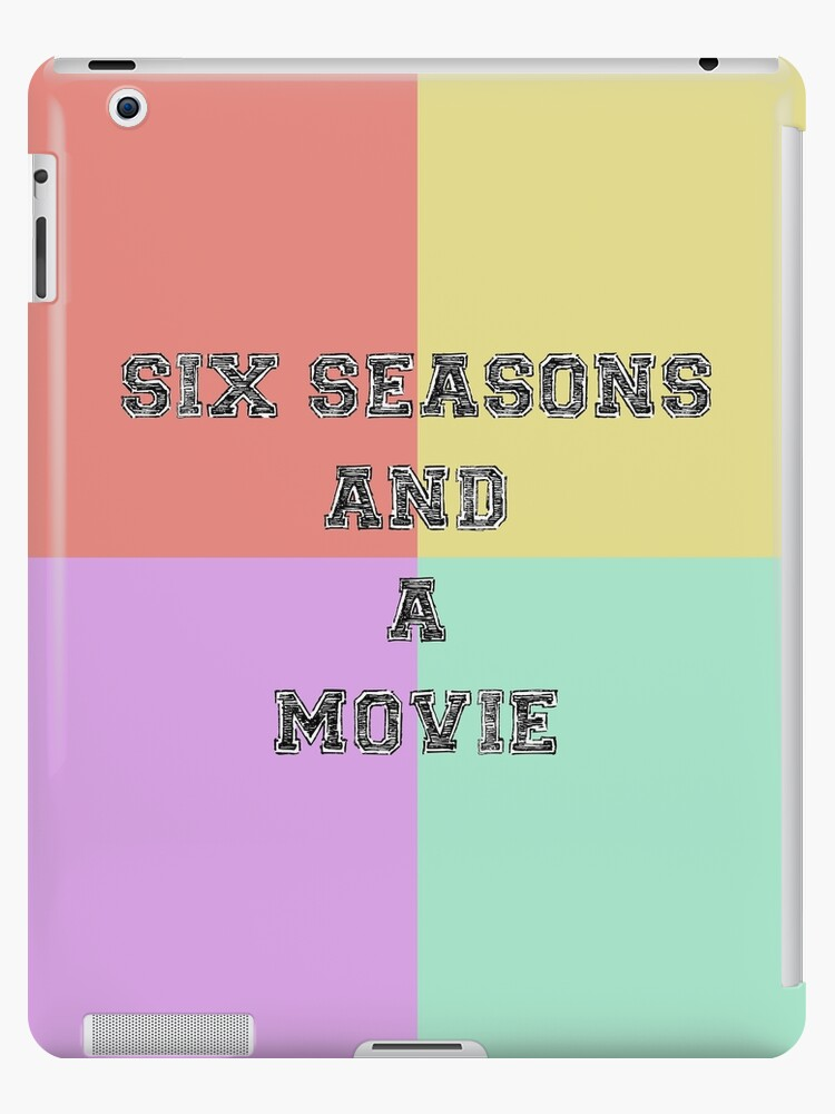 Six Seasons And A Movie by Harry James Grout