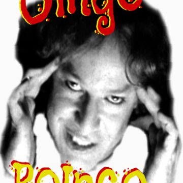 "Oingo Boingo: ""Insanity"" by cenobitedude"