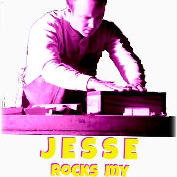Jesse Rocks My Box! by cenobitedude