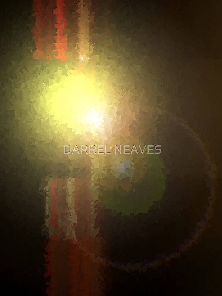 THE CANDLE IS LIT by DARREL NEAVES