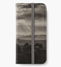 Solitude - Walwa Victoria (Monochrome) - The HDR Experience iPhone Wallet/Case/Skin